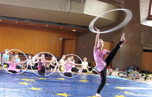 26.11. - Hula Hoop Workshop